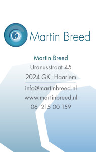 Martin Breed contact